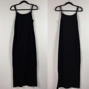 AMERICAN APPAREL Knit Slip Dress
